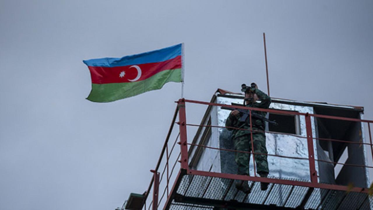 Azerbaycan'dan Ermenistan'ın sınır ihlali iddiasına yanıt