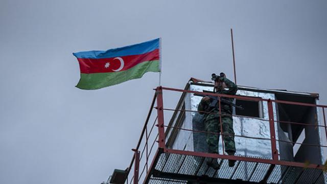 Ermenistan askerleri Azerbaycan mevzilerine ateş açtı