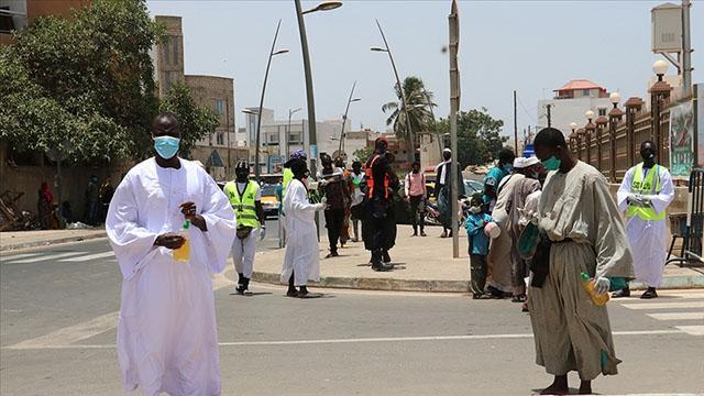 Batı Afrika ülkelerinde salgınla ilgili gelişmeler