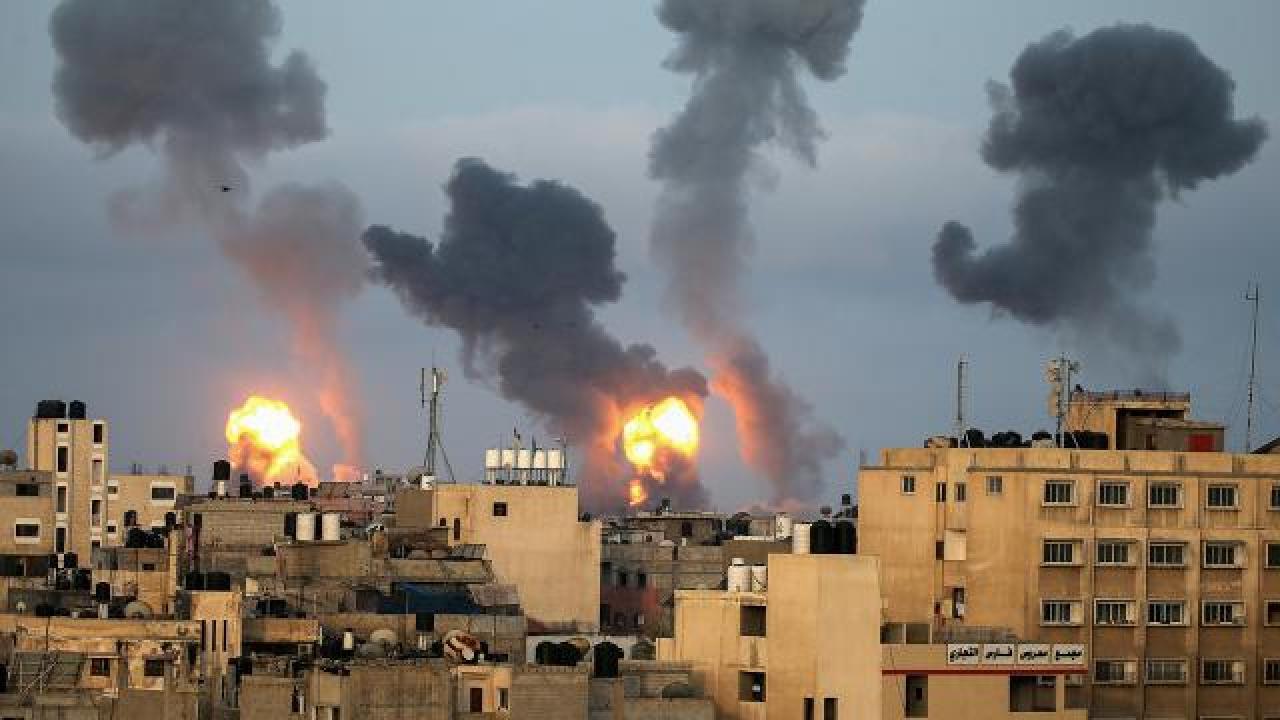 Batı Şeria'da şehit sayısı 10'a yükseldi