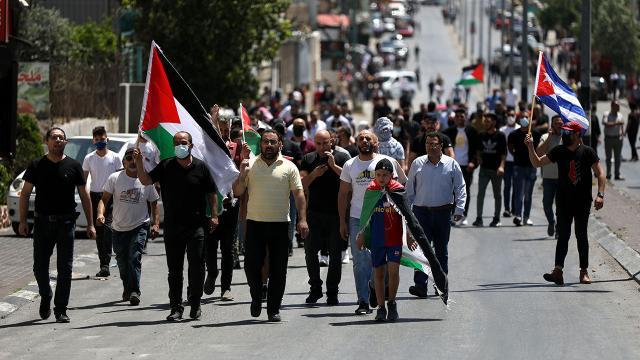 Batı Şeria halkına İsraile karşı ayaklanma çağrısı