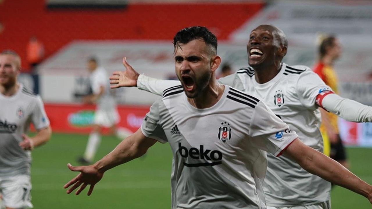 Ligde sezonun en golcü takımı Beşiktaş oldu