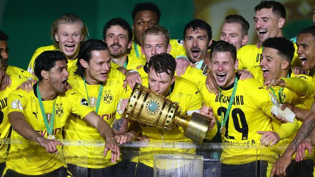 Almanya Kupasını Dortmund kazandı