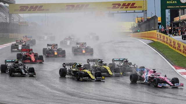 Formula 1de Türkiye Grand Prixsi için yeni takvim çalışmaları başladı