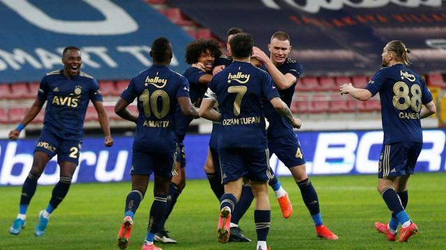 Fenerbahçe uzatmada kazandı
