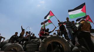 Filistin'de kan ve göz yaşı 73 yıldır dinmiyor