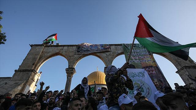 Türkiyenin Filistin diplomasisi sürüyor