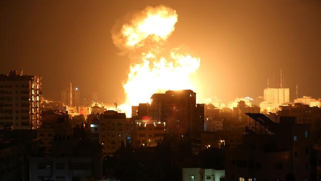 İsrail saldırıları Gazzede tarım sektörünü de vurdu