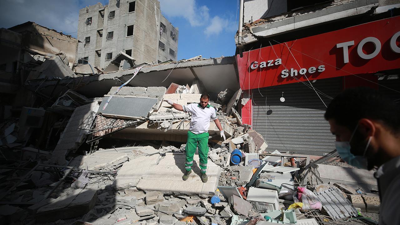 İsrail'in saldırılarında Filistinli şehit sayısı 109'a yükseldi