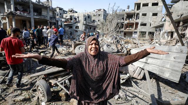 Tunustan Filistin için acil müdahale çağrısı