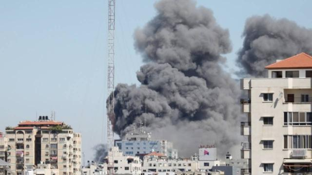 Al Jazeera: İsrailin yaptığı barbarca bir eylemdir