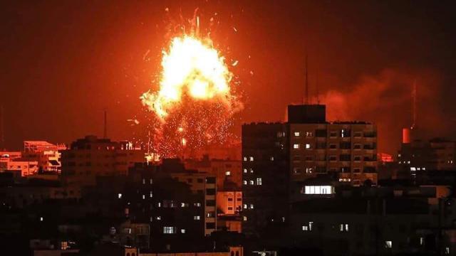 Ankaradan İsrailin Gazze saldırılarına tepki