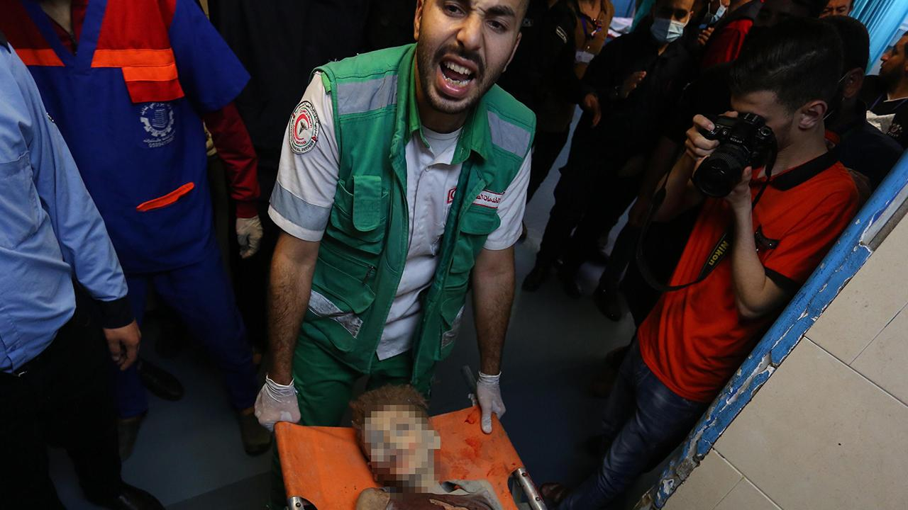 İsrail zulmü sürüyor: Filistinli şehit sayısı 137'ye yükseldi