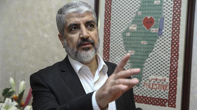 Eski Hamas Lideri Meşal: Topraklarımızı savunma hakkımız var