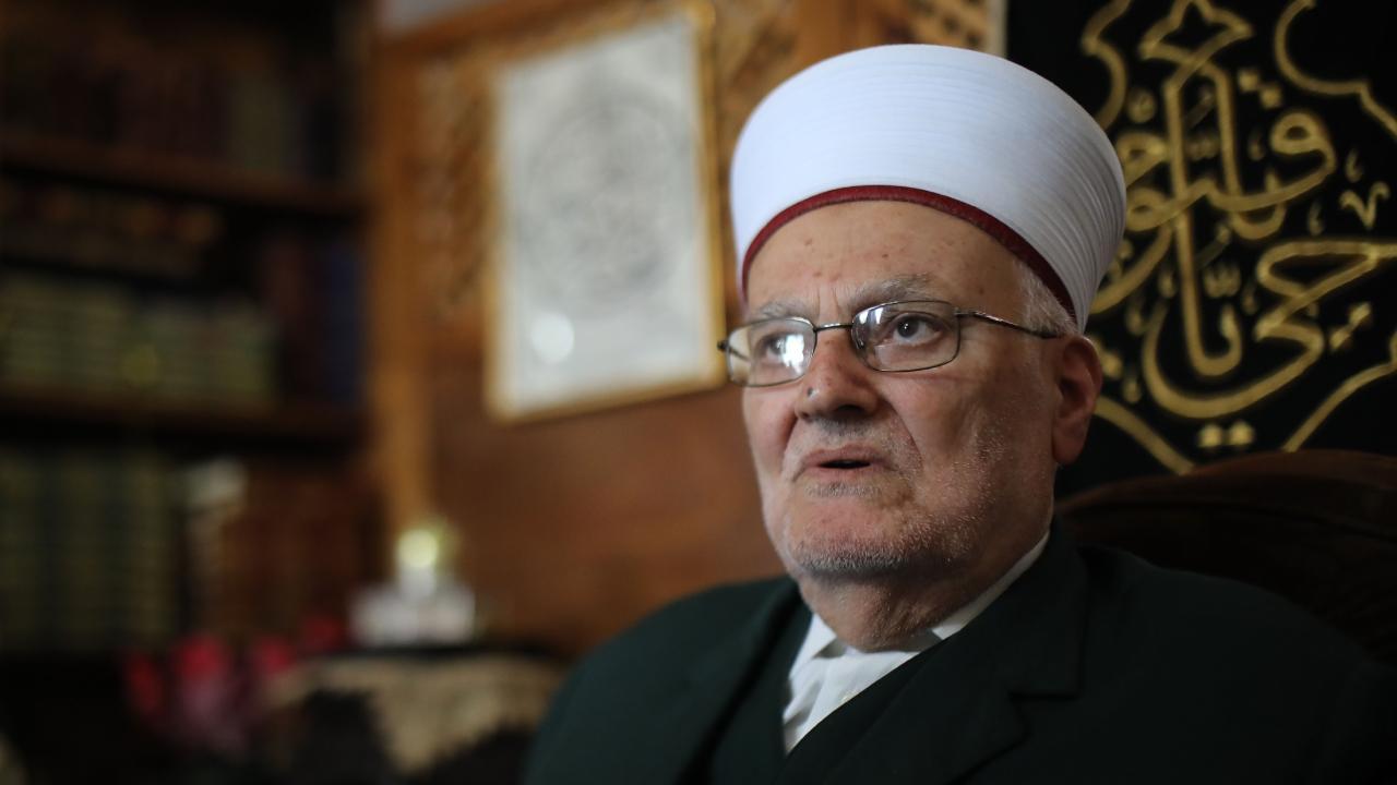 Mescid-i Aksa İmamı'ndan Türkiye'ye teşekkür