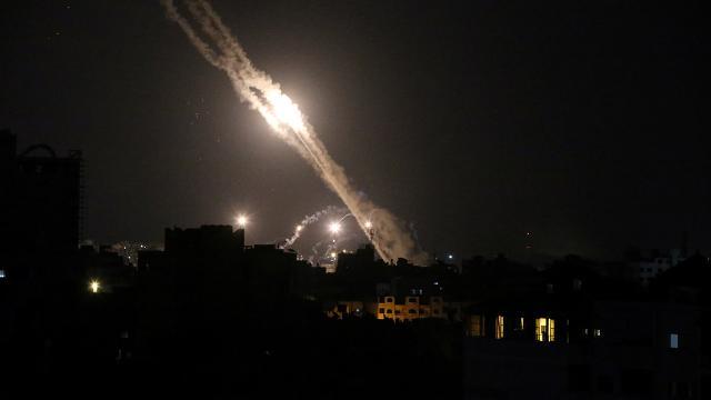 """İsrail """"Gazzeye girildi"""" açıklamasından geri adım attı"""