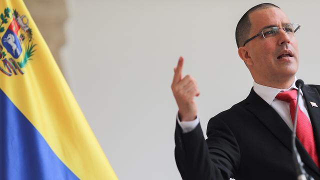 Venezueladan uluslararası topluma çağrı: Hemen tepki verilmeli