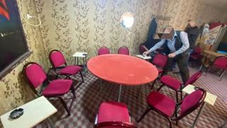 Sivas'ta kumar oynayan 17 kişiye ceza kesildi