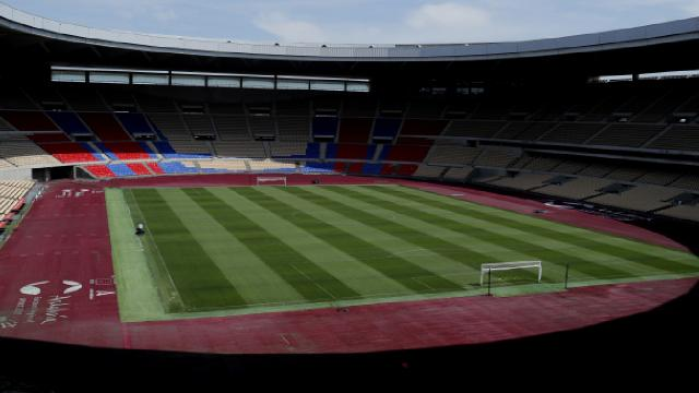 La Cartuja Stadındaki EURO 2020 karşılaşmalarına 16 bin seyirci alınacak