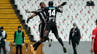 Beşiktaş'ta 5 futbolcu hücuma büyük katkı verdi