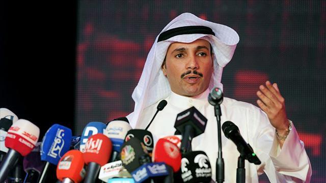 Kuveyt Meclis Başkanı, Hamas lideri Heniyyeye ülkesinin desteğini iletti