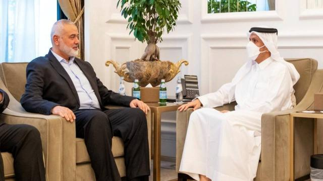 Katar Dışişleri Bakanından uluslararası topluma Filistin çağrısı