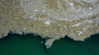 Denizlerdeki tehlike müsilaj suyun altında varlığını sürdürüyor