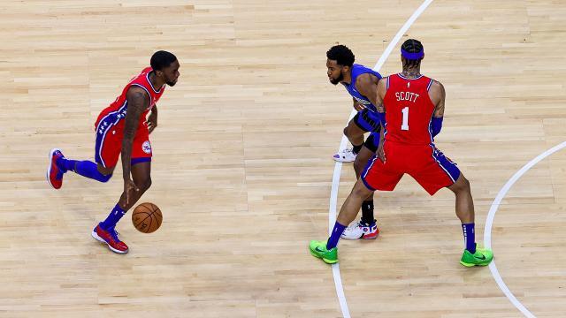 NBAde 76ers, Doğu Konferansı liderliğini garantiledi