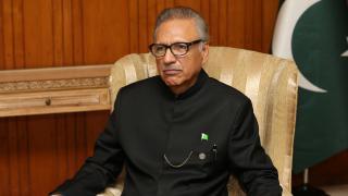 Pakistan Cumhurbaşkanı, İsrail'in saldırılarını  kınadı