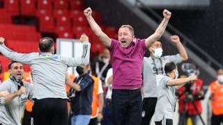 Beşiktaş, yerli teknik adamlarla 4. kez şampiyon oldu