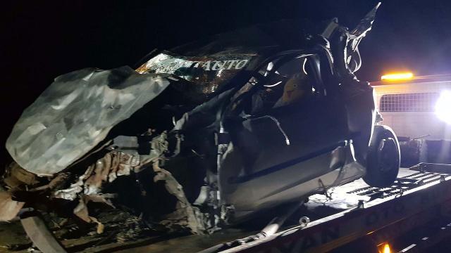 Kayseride kardeşleri trafik kazası ayırdı