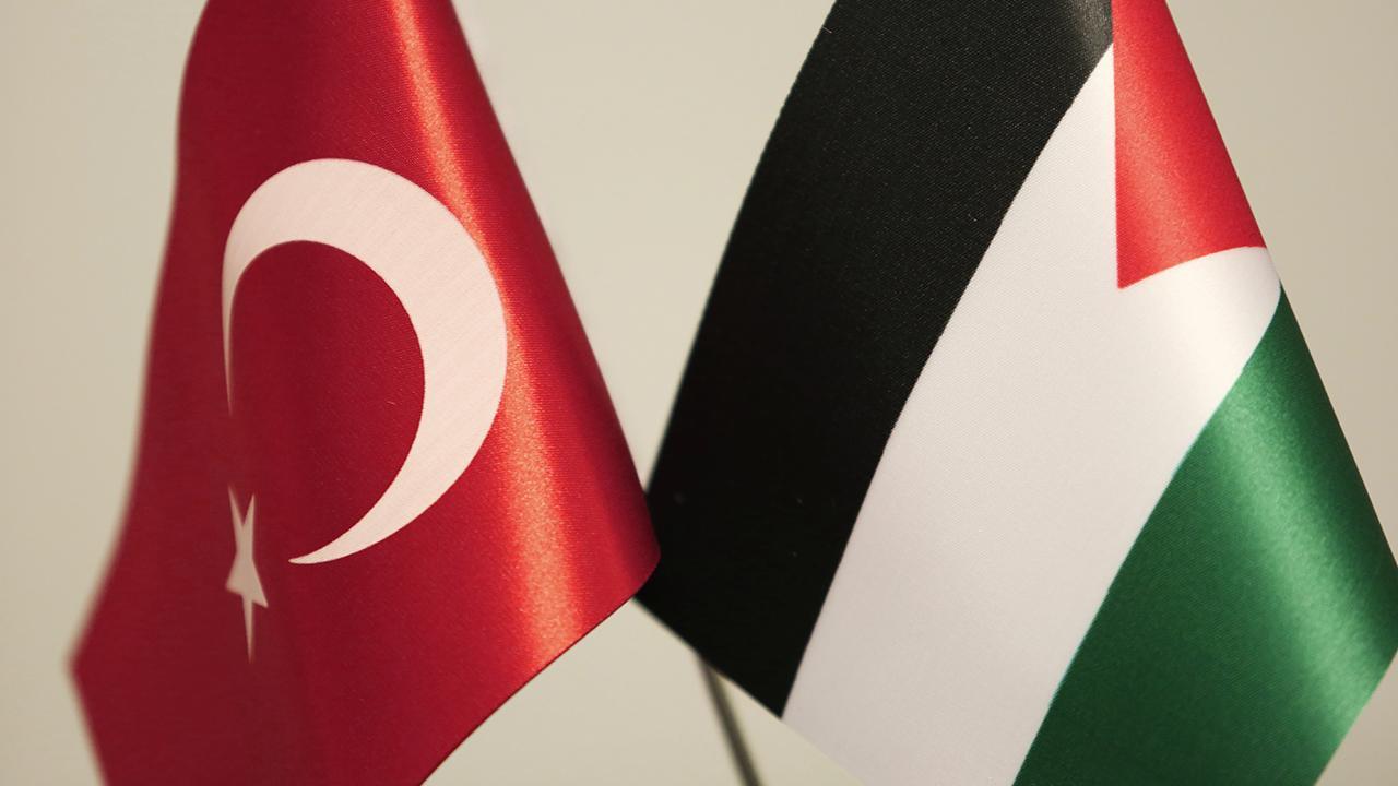 Türkiye'nin Filistin diplomasisi sürüyor