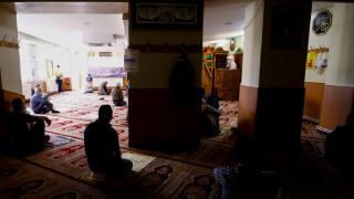 Almanya'da camide bıçaklı saldırı girişimi