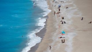 Kademeli normalleşme ile sahiller hareketlendi