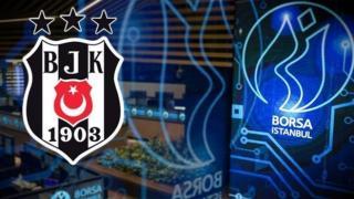 Beşiktaş Süper Lig'de kazandı, borsada kaybetti