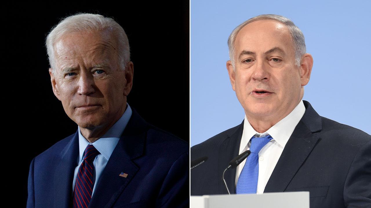 Biden'dan ateşkese destek