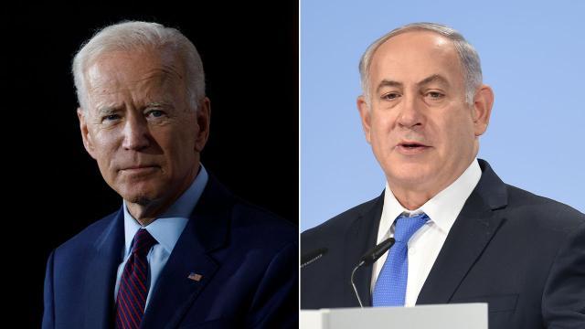 ABD Başkanı Biden, Netanyahu ile görüştü