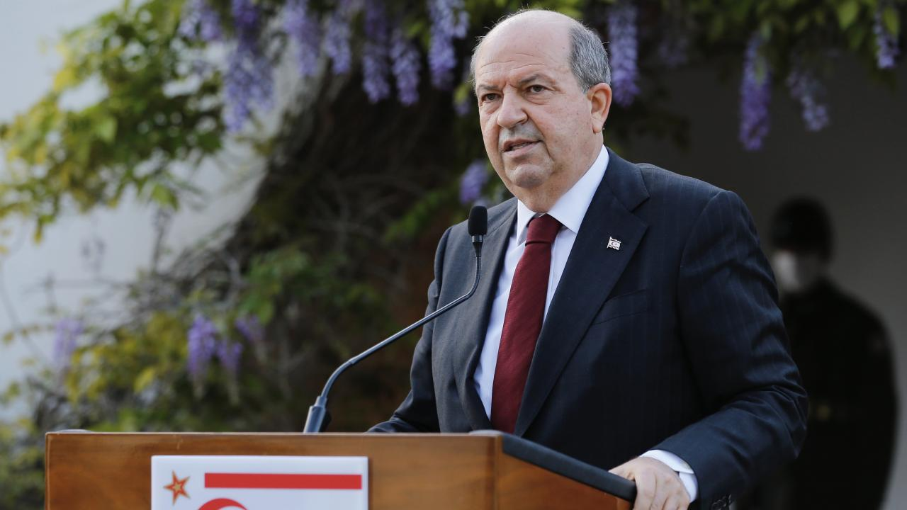 Ada'daki tek gerçek, Kıbrıs Türk tarafının egemen eşitliğinin kabul edilmesidir