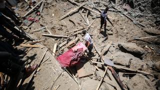İsrail zulmü sürüyor: Filistinli şehit sayısı 219'a yükseldi