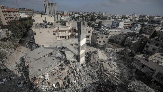 """İnsan Hakları İzleme Örgütünden """"İsrail"""" raporu"""