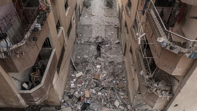 Gazzede 217 Filistinli şehit oldu