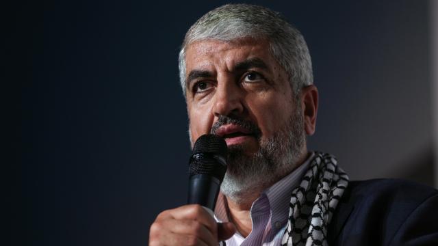 Eski Hamas Lideri Meşal: İsrail Gazzedeki hedefine ulaşamadı