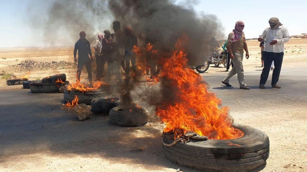 Suriye'de PKK'lı teröristler sivillere ateş açtı