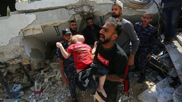 İsrail saldırılarında 20 yılda 3 binden fazla çocuk hayatını kaybetti