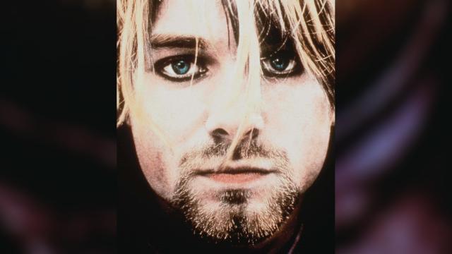 Nirvananın solisti Kurt Cobainin saç telleri 14 bin dolara satıldı