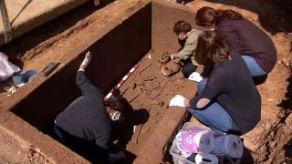 Bodrum'daki tarihi keşif: 2 bin 400 yıllık lahit müzede