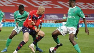 Lille avantajını son haftaya taşıdı