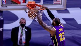 Los Angeles Lakers play-in oynayacak