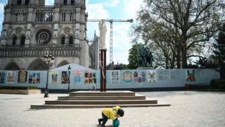 Notre Dame Katedrali'nin restorasyonuna sonunda başlanıyor