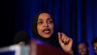 ABD'li Kongre üyesi Omar'dan ABD'nin İsrail'e son silah satışına tepki